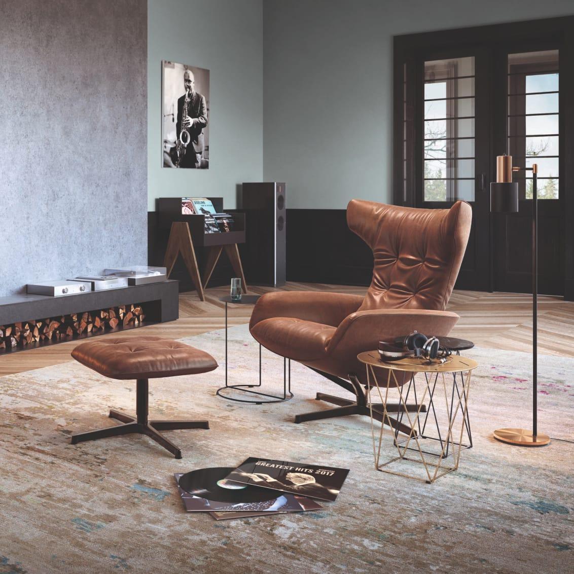 Onsa Chair. Design: Mauro Lipparini.