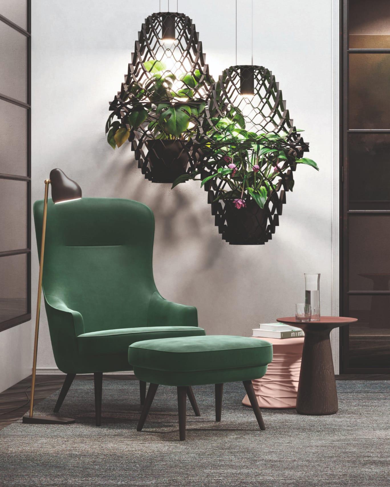 375 Relaxchair. Design: WalterKnoll Team.